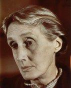 Portrait of Virginia Woolf, 1939 by Gisele Freund.