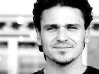 The American writer Dave Eggers