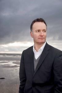 The Scottich writer Andrew O'Hagan