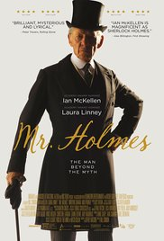 Mr Holmes Cover pic