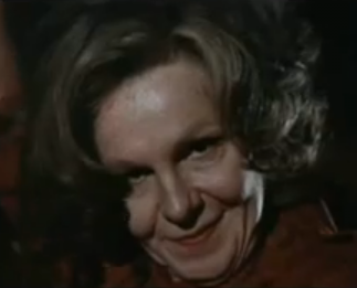 Scary Aunt Marge.