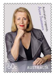 anne summers stamp