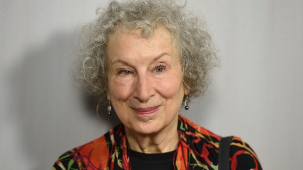 Margaret Atwood pic