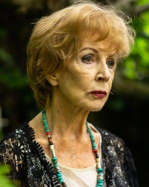 Edna Obrien pic